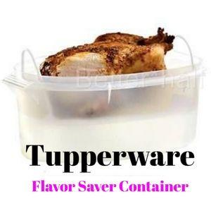 🍃⚘Tupperware⚘🍃Flavor Saver 3pc Storage Container